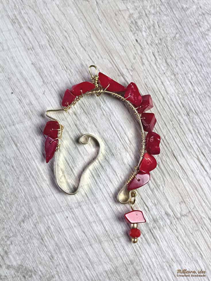 gioielli fatti a mano a forma di testa di cavallo